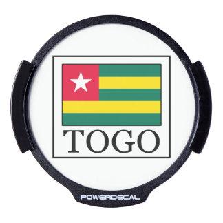 Togo LED Car Decal