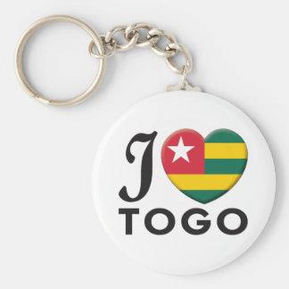 Togo Love Key Chain