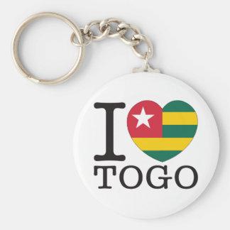 Togo Love v2 Keychain