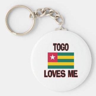 Togo Loves Me Key Chains