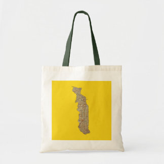 Togo Map Bag