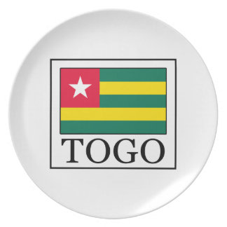 Togo Melamine Plate