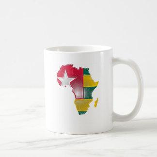 Togo Classic White Coffee Mug