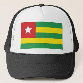 Togo National Flag Trucker Hat