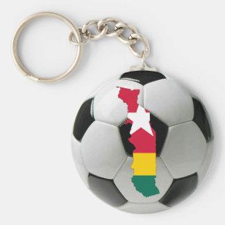 Togo national team key chain