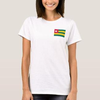 Togo National World Flag T-Shirt