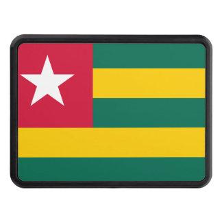 Togo National World Flag Trailer Hitch Cover