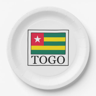 Togo Paper Plate