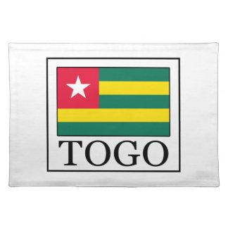 Togo Placemat