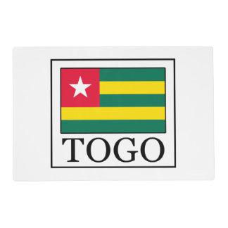 Togo Placemat