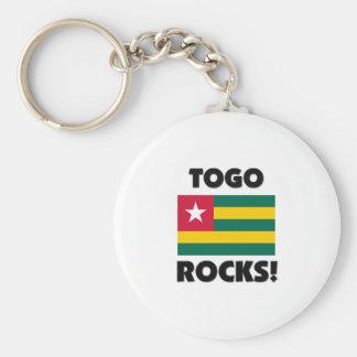 Togo Rocks Key Chain