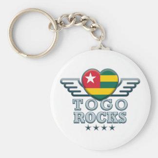 Togo Rocks v2 Key Chain