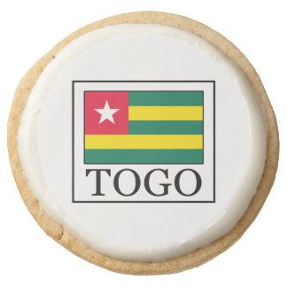 Togo Round Shortbread Cookie