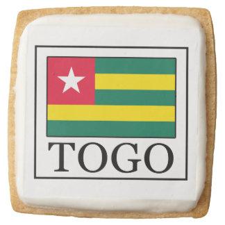 Togo Square Shortbread Cookie