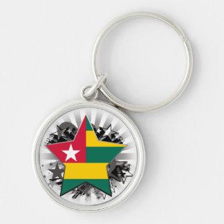 Togo Star Key Chains