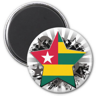 Togo Star Magnets