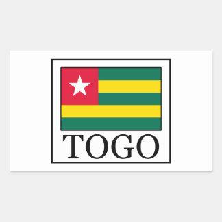 Togo sticker