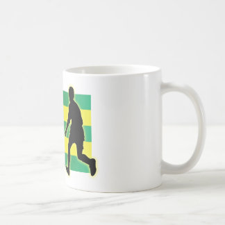 Togo Striker 1 Classic White Coffee Mug