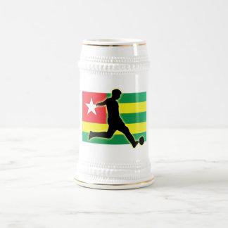 Togo Striker 2 Beer Stein