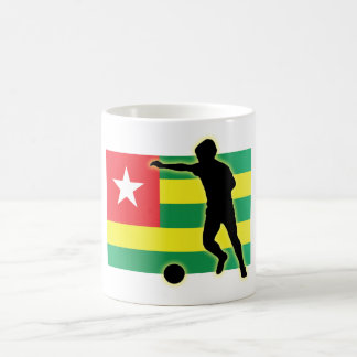 Togo Striker 3  Coffee Mug
