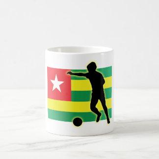 Togo Striker 3  Classic White Coffee Mug
