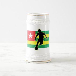 Togo Striker 4 18 Oz Beer Stein