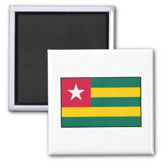Togo – Togolese Flag Refrigerator Magnet
