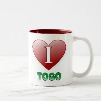 Togo Two-Tone Coffee Mug