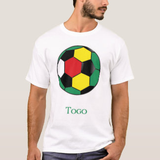 Togo World Cup Soccer T-Shirt