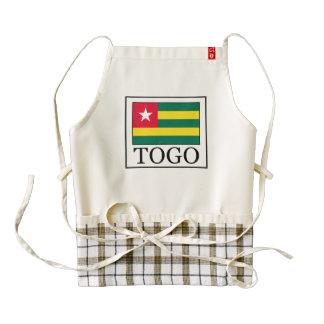 Togo Zazzle HEART Apron