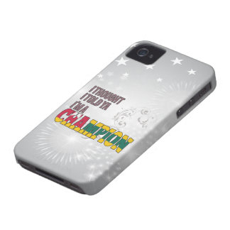 Togolese and a Champion iPhone 4 Cases