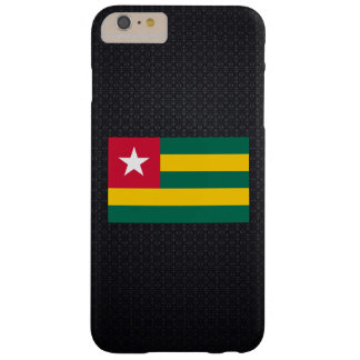 Togolese flag barely there iPhone 6 plus case