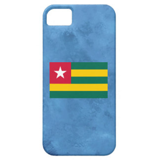 Togolese flag iPhone 5 cover