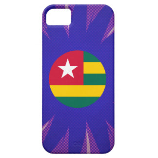 Togolese Flag Souvenir iPhone 5 Cover
