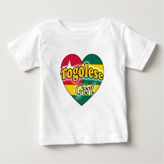 Togolese Girl Baby T-Shirt