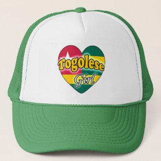Togolese Girl Trucker Hat