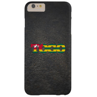 Togolese name and flag barely there iPhone 6 plus case