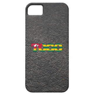 Togolese name and flag iPhone 5 cases