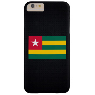 Togolese National flag of Togo-01.png Barely There iPhone 6 Plus Case