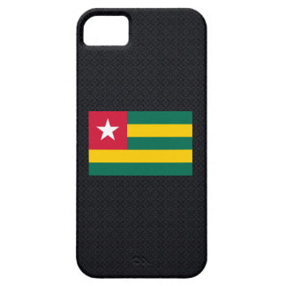 Togolese National flag of Togo-01.png iPhone 5 Case
