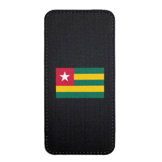 Togolese National flag of Togo-01.png iPhone 5 Pouch