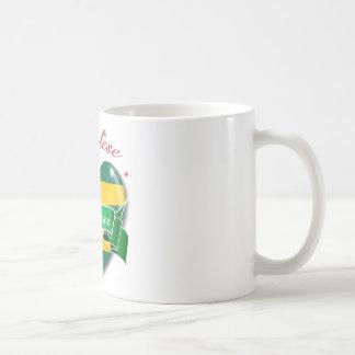 Togolese Princess Designs Coffee Mug
