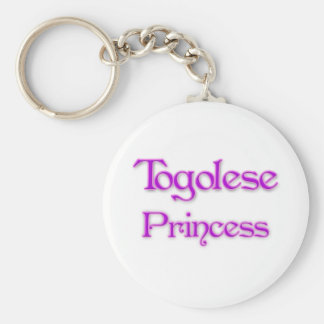 Togolese Princess Keychains