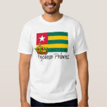 Togolese Princess T Shirts