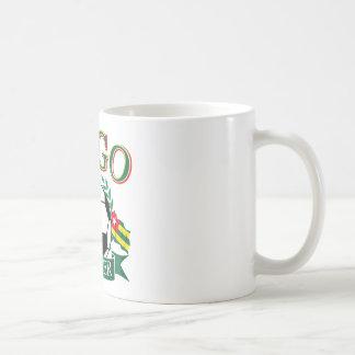 Togolese Soccer Designs Coffee Mug