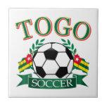 Togolese Soccer Designs Tiles