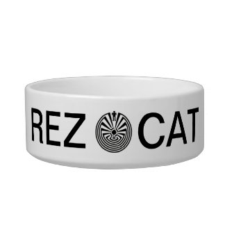 Tohono O odham Man in the Maze REZ CAT Bowl