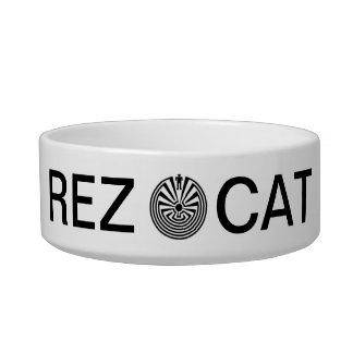 Tohono O'odham Man in the Maze REZ CAT Bowl