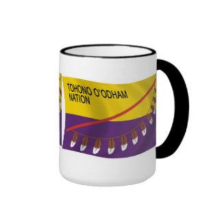 Tohono O'odham Nation Flag Mug