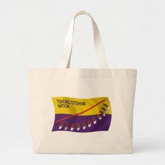 Tohono O'odham Nation Flag Tote Bag